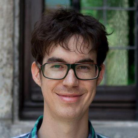 Simon Vosters, author