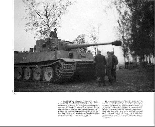 Der Tiger Vol.2 - Tiger Tank book