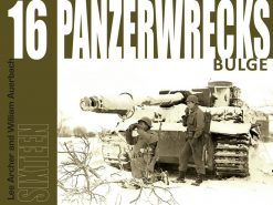 Panzerwrecks 16: Bulge - Battle of the Bulge book