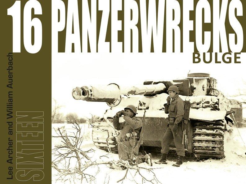 Panzerwrecks 16: Bulge - Battle of the Bulge book