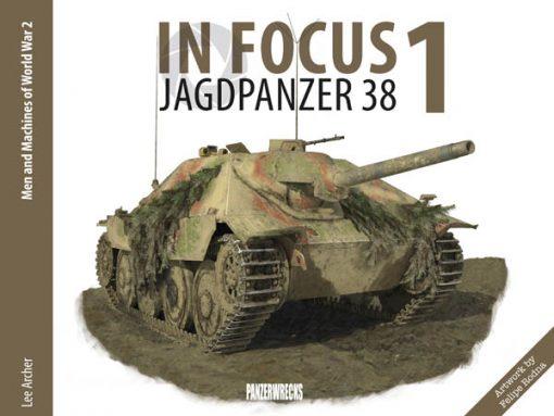 In Focus 1: Jagdpanzer 38 - Hetzer book