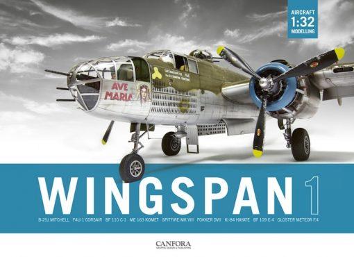 Wingspan Vol.1: 1/32 Aircraft Modelling
