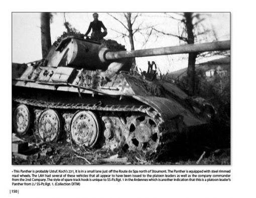 Duel in the Mist 2 - Battle of the Bulge (Ardennes Offensive) Panzer book