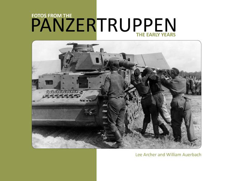 Fotos from the Panzertruppen - WW2 Panzer book