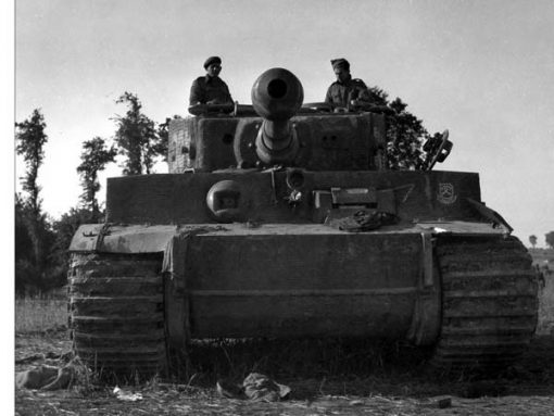 Panzerwrecks 8: Normandy 1 - WW2 Panzer book. Tiger tank