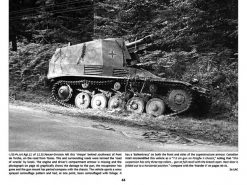 Panzerwrecks 8: Normandy 1 - WW2 Panzer book. Wespe