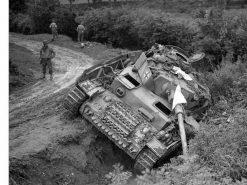 Panzerwrecks 11: Normandy 2 - WW2 Normandy Panzer book. Pz.Kpfw IV