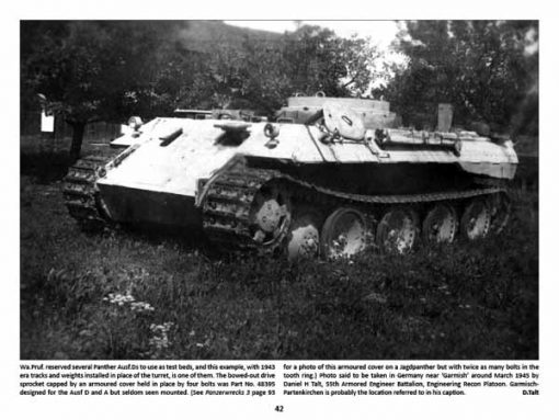Panzerwrecks 12 - WW2 Panzer book. Panther tank