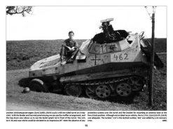 Panzerwrecks 12 - WW2 Panzer book. Sd.Kfz 250/9