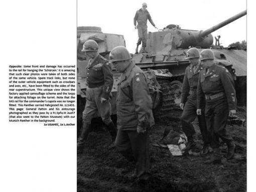 Panzerwrecks 15 - WW2 Panzer book. Panther tank. Liberation of Paris