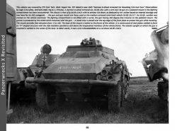 Panzerwrecks 15 - WW2 Panzer book. Sd.Kfz 234/3. Liberation of Paris