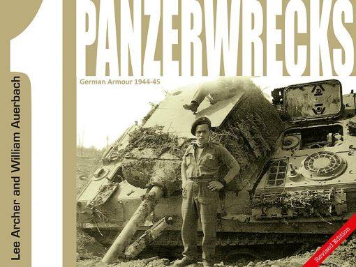 Panzerwrecks 1 - WW2 Panzer book