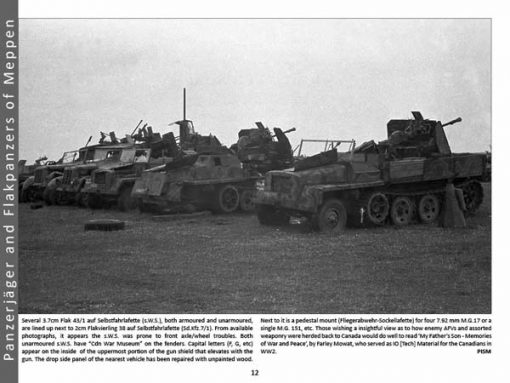Panzerwrecks 6 - WW2 Panzer book. sWS