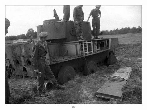 Panzerwrecks 6 - WW2 Panzer book. Tiger tank