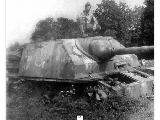 Panzerwrecks 6 - WW2 Panzer book. Panzer IV/70(A)