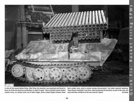 Panzerwrecks 6 - WW2 Panzer book. Sd.Kfz 251
