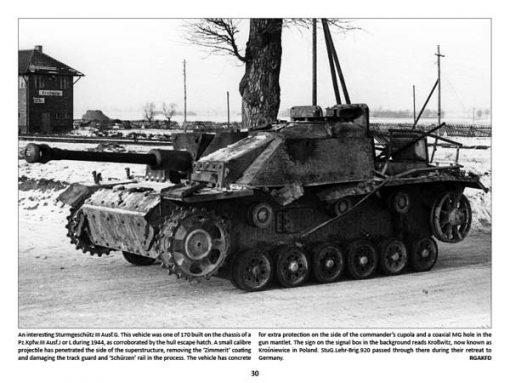 Panzerwrecks 7: Ostfront - WW2 Panzer book. Sturmgeschütz III