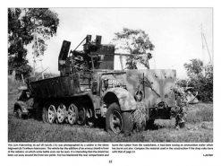 Panzerwrecks 9: Italy 1 - WW2 Panzer book. Sd.Kfz 7/1