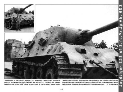 Panzerwrecks 1 - WW2 Panzer book. Jagdtiger