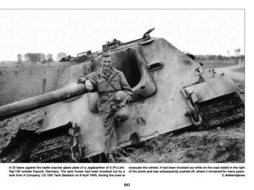 Panzerwrecks 2 - WW2 Panzer book. Jagdpanther