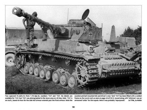 Panzerwrecks 13: Italy 2 - WW2 Panzer book. Pz.Kpfw IV
