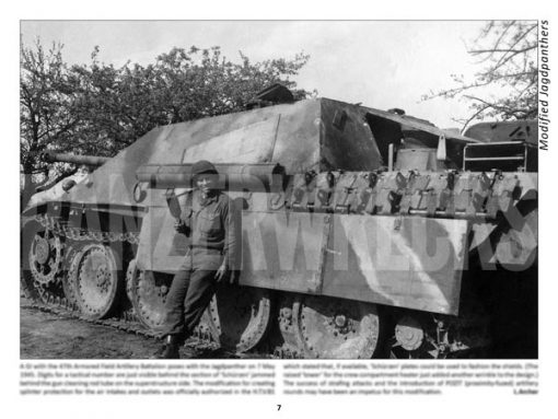 Panzerwrecks 18 - WW2 Panzer book. Jagdpanther