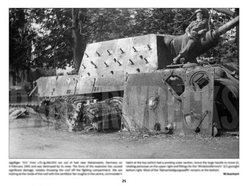 Panzerwrecks 18 - WW2 Panzer book. Jagdtiger