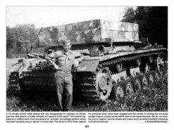 Panzerwrecks 4 - WW2 Panzer book. Bergepanzer III