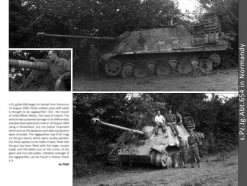 Panzerwrecks 17: Normandy 3 - WW2 Normandy Panzer book. Jagdpanther