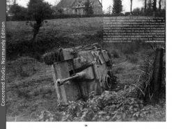 Panzerwrecks 17: Normandy 3 - WW2 Normandy Panzer book. Sturmgeschütz III