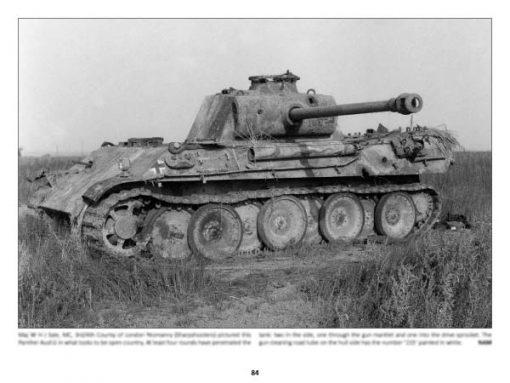 Panzerwrecks 17: Normandy 3 - WW2 Normandy Panzer book. Panther tank
