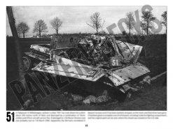 Panzerwrecks 20: Ostfront 3 - WW2 Lake Balaton Panzer wrecks book. Flakpanzer IV Moebelwagen