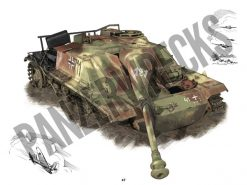 Panzerwrecks 20: Ostfront 3 - WW2 Lake Balaton Panzer wrecks book. Sturmgeschuetz III