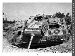 Panzerwrecks 5 - WW2 Panzer book. Panther tank