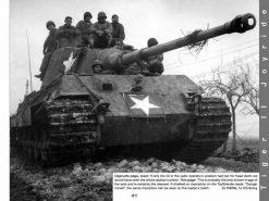 Panzerwrecks 5 - WW2 Panzer book. Tiger II tank