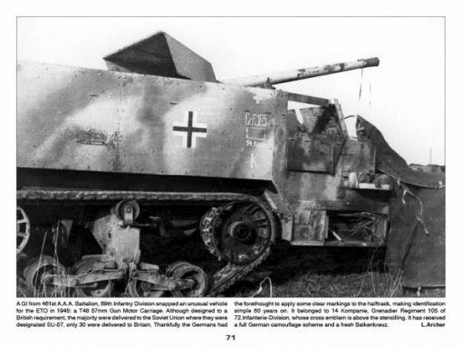 Panzerwrecks 5 - WW2 Panzer book. Beutepanzer