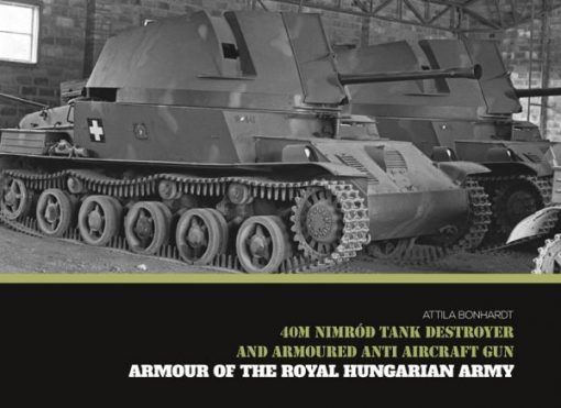 40M Nimrod Tank Destroyer