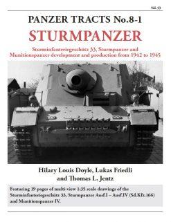 Panzer Tracts No. 8-1 Sturmpanzer