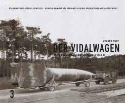 Der Vidalwagen - WW2 V2 rocket book