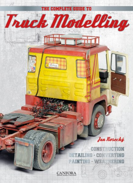 The Complete Guide to Truck Modelling - Modelling book