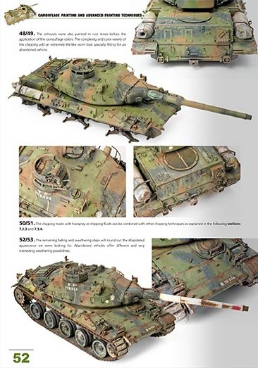 ENCYCLOPEDIA OF ARMOUR MODELLING TECHNIQUES VOL. 3 – CAMOUFLAGES