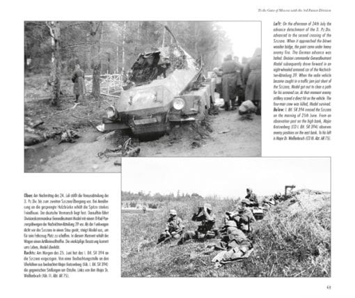 To the Gates of Moscow with the 3rd Panzer Division