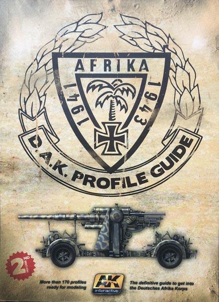D.A.K. Profile Guide book