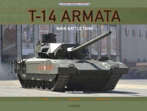 T-14 Armata book by James Kinnear
