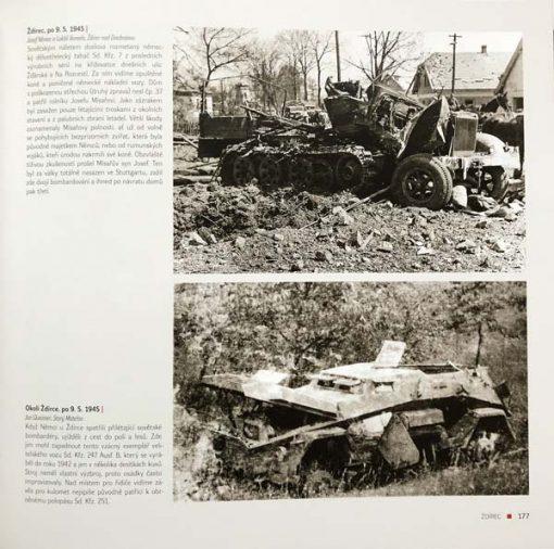 Konec 2. Svetove Valky Na Havlicko Brodsku(The end of World War 2 inHavlickuvBrod)