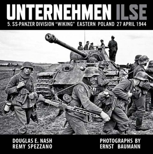 Unternehmen Ilse: 5. SS-Panzer Division Wiking Eastern Front 27 April 1944