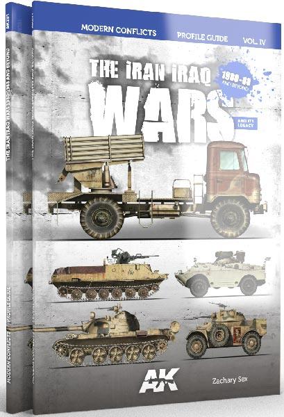 The Iran-Iraq Wars 1980-88 Vol.4 Profile Guide - AK 291
