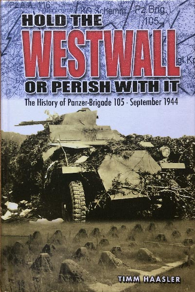 Hold the Westwall or Perish with it