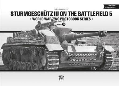 Sturmgeschütz III on the Battlefield 5 (Vol.20)