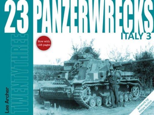 Panzerwrecks 23: Italy 3